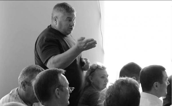 НОВОСТИ УКРАИНЫ: У Березані, що на Київщині, блокують роботу міської виборчої комісії