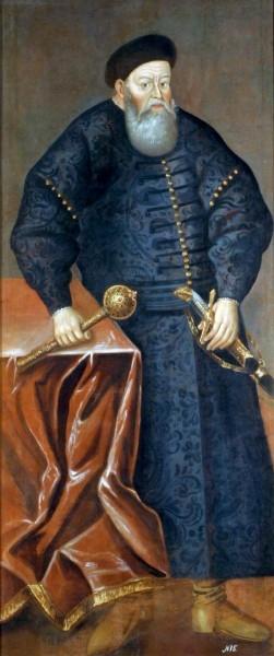 Князь Константин Острожский— глава православного рода Острожских, один из крупнейших полководцев в истории Великого княжества Литовского.